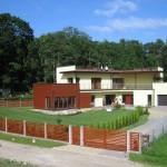 Melluži - Māja at Jūrmala, Melluži, Kāpu iela 66 for 1 350 000 EUR; Īre: 10 000 EUR/mēnesī