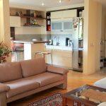 Izīrē: specprojekta dzīvoklis Dubulti at Jūrmala, Dubulti, Baznīcas iela 26 for Īre: maijs 400 EUR/mēnesī; jūnijs 750 EUR/mēnesī.