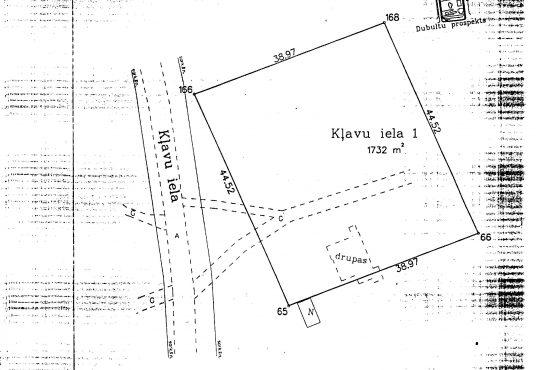 Продажа земли в Дубулты